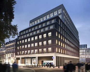 GHS Secures A Substantial Pre Letting And Commits To Hanover Square Development